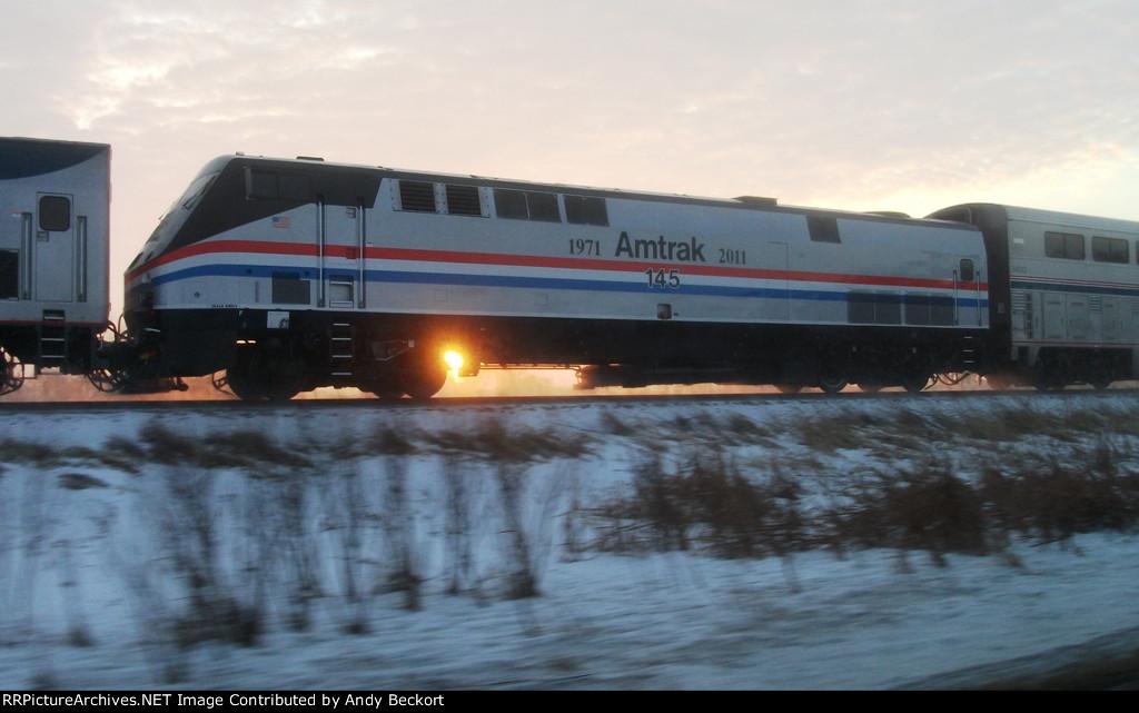 Special Amtrak