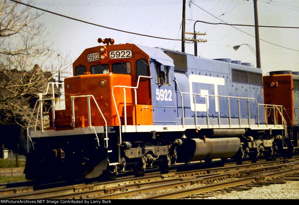GTW 5922