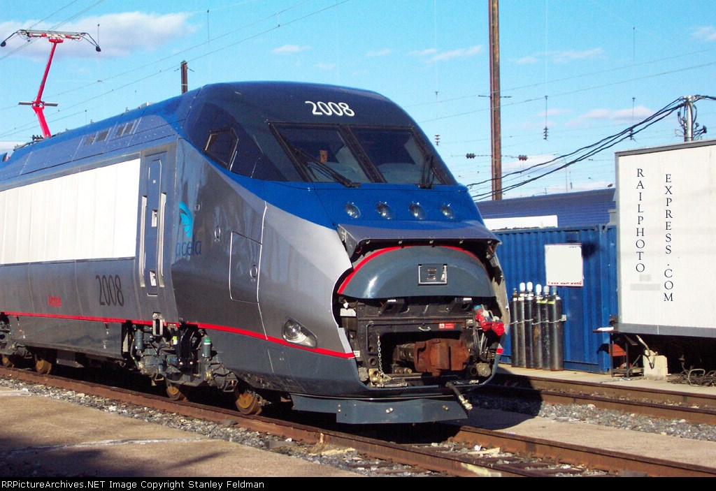 AMTK  Acela Power Car 2008