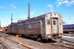 AMTK 16312, part of the old Wire Train. Penn Coach Yard. 2/2/02