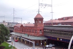 Amtrak's Historic Wilmington Station.  9/27/03