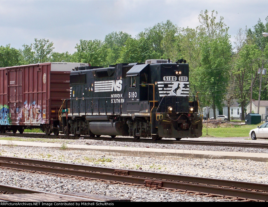 NS #5180 Leading The D76