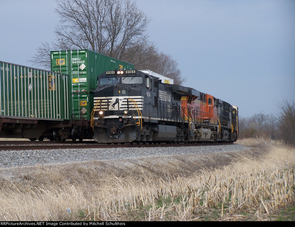 NS 112 Passing The 223