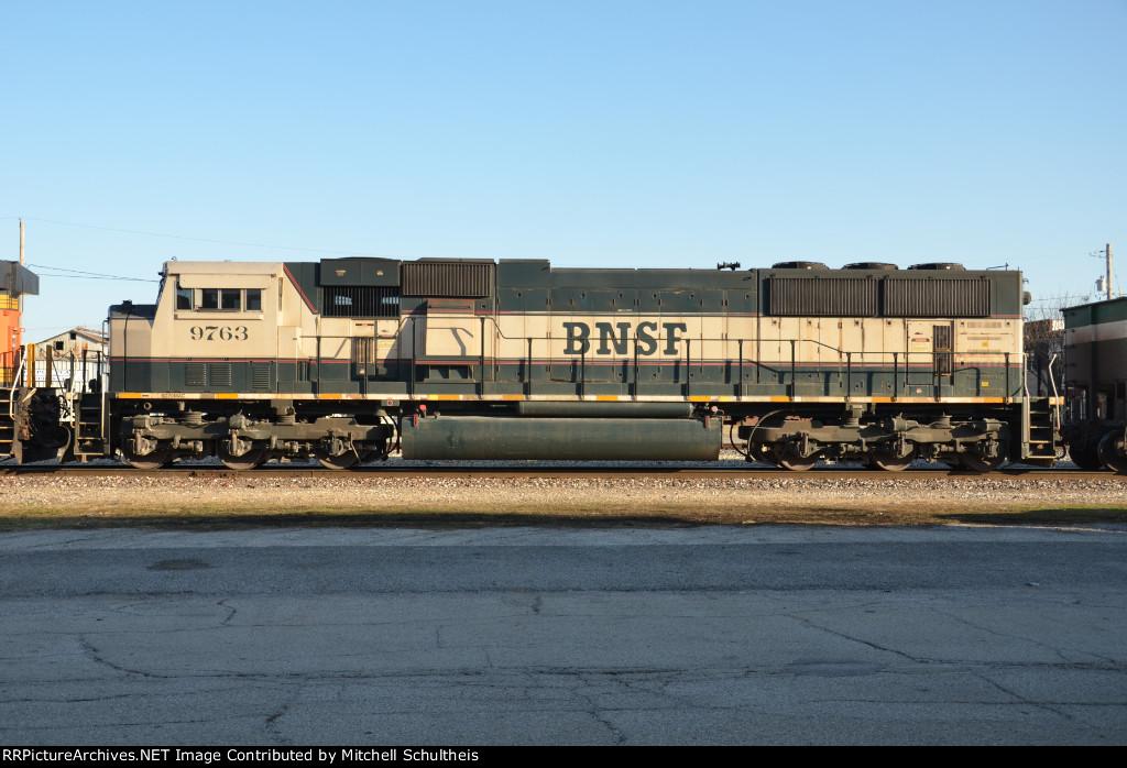 BNSF #9763