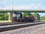NS #5102 Pushing The D76