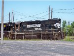 NS #5102 Waiting In Centralia