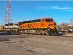 BNSF DPU's #6258 And 9467
