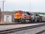 Southbound BNSF Coal