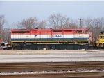 BC Rail #4623