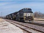 NS 111 Led By 5 Locomotives