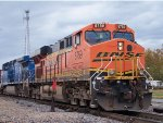 BNSF #5759 And CEFX #1003