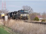 NS 168 Going To The Passing Track