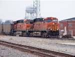 BNSF #6112 And #6096