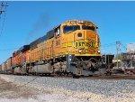 BNSF Loaded Baldwin Coal