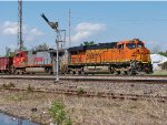 BNSF #6331 And #783