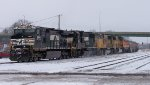 NS 111 Through The Snow