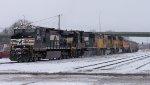 NS 111 Through The Snow