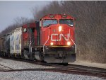 CN #5643 Through Richview