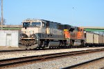 BNSF #9603 Leading A Southbound Coal