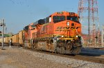 BNSF #6116 Leading a Southbound Coal