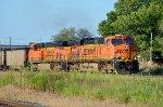 Southbound BNSF/CN Baldwin Coal