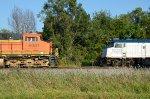 BNSF #6081 & Amtrak #90200