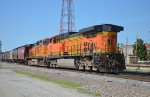 BNSF 5659 & 5224 Running DPU