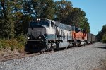 BNSF #9711 Leading A Westbound Coal