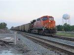 BNSF #5824 Running DPU