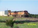 BNSF C44-9W 5011
