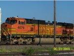 BNSF C44-9W 4679