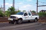 New Jersey Transit Hi-Rail Truck  A-2999