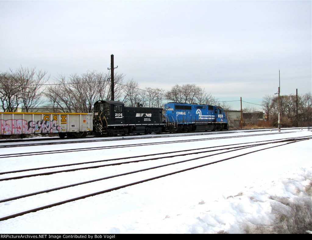 NS 2105 and 3026