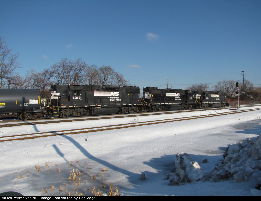 NS 5219, 5221, and 5220