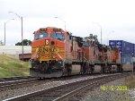 BNSF C44-9W 4518