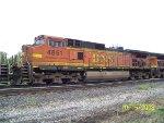 BNSF C44-9W 4851