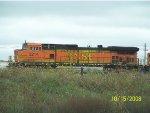 BNSF C44-9W 5214