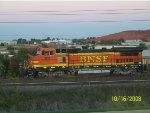 BNSF B40-8W 511