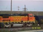 BNSF B40-8W 574