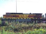BNSF C44-9W 4092