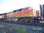 BNSF C44-9W 4033