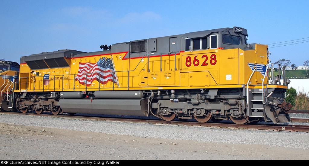 UP 8628
