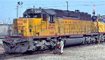 UP 3293 - East Yard, Los Angeles, CA - 11/25/76