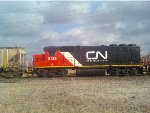 IC 3133, 3rd unit on CN L56491-10