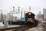 NS 8862, westbound NS train 67A