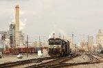 NS 9189, westbound NS train 145