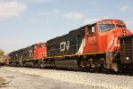 CN L56491-29 (Peoria Local) on the PD Main