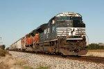 NS 2737, southbound NS train 35N