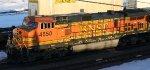 BNSF 4550