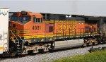 BNSF 4981
